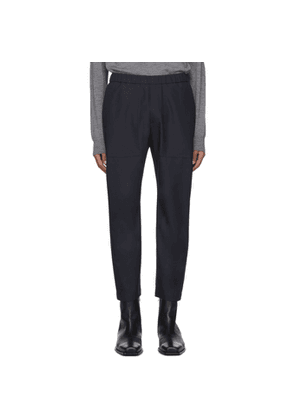 Barena Navy Trabaco Trousers
