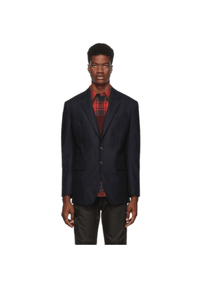 Dsquared2 Navy 80s Fit Blazer
