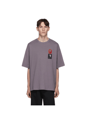 Lanvin Purple Patches T-Shirt