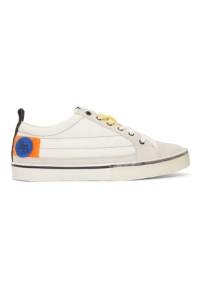 Diesel Off-White D-Velows Low Patch Sneakers