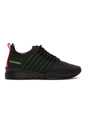 Dsquared2 Black 251 Sneakers