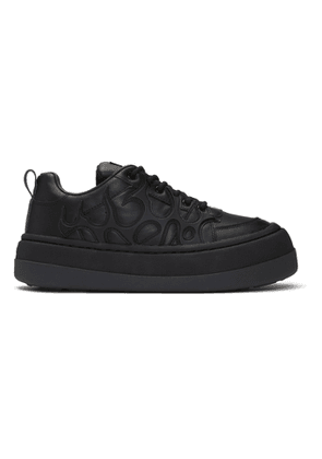 Eytys Black Sonic Sneakers