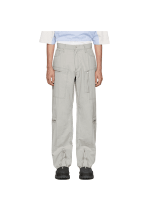 Eytys Grey Benz MK Tech Trousers