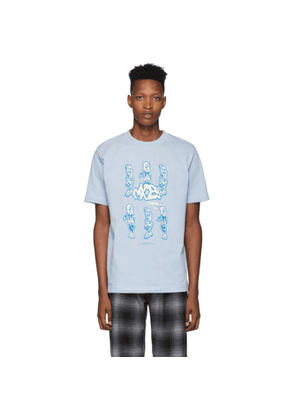 Eytys Blue Michiko Koshino Edition Smith T-Shirt