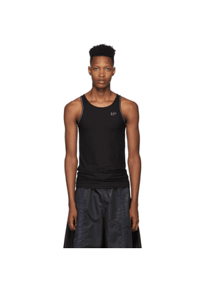 Eytys Black Toni Tank Top