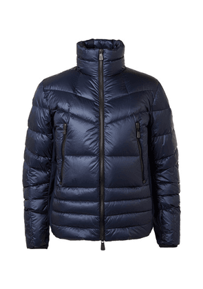 Moncler Grenoble - Canmore Quilted Nylon Down Ski Jacket - Navy