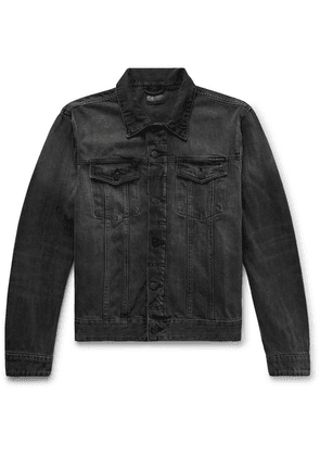 Nudie Jeans - Jerry Organic Denim Jacket - Black