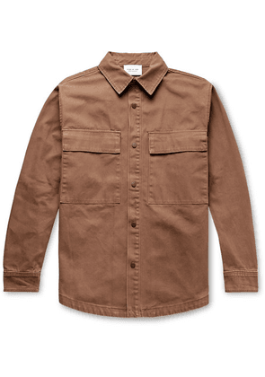Fear of God - Cotton-canvas Shirt Jacket - Brown