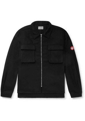 Cav Empt - Wool-blend Jacket - Black