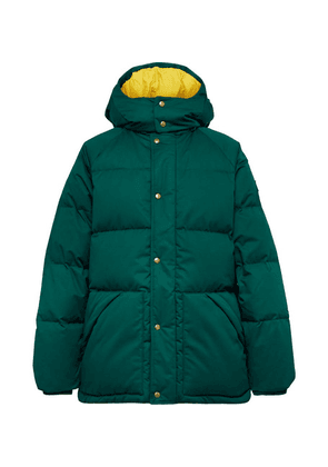 Aimé Leon Dore - + Woolrich Quilted Cotton-shell Hooded Down Jacket - Green