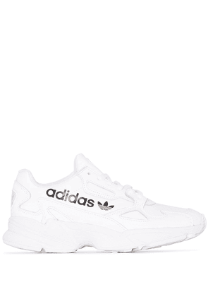 adidas Falcon W X-Model Pack Talk The Type sneakers - White