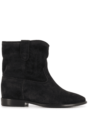 Isabel Marant Crisi slouch boots - Blue