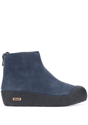 Bally ankle winter boots - Blue