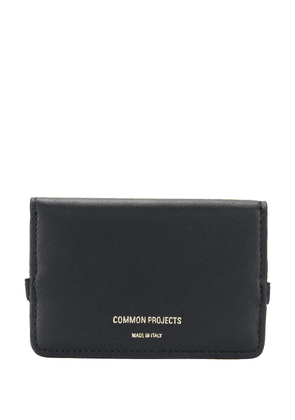 Common Projects foldover cardholder - Black