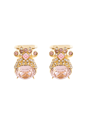 Dolce & Gabbana gold-plated cufflinks