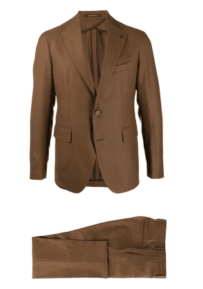 Tagliatore two-piece suit - Brown