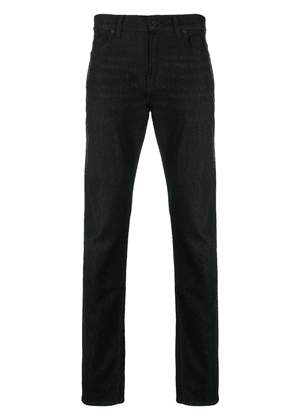 7 For All Mankind slim-fit jeans - Black