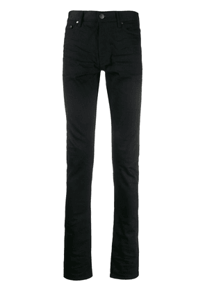 John Elliott slim-fit jeans - Black