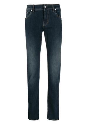 Dolce & Gabbana distressed detail jeans - Blue