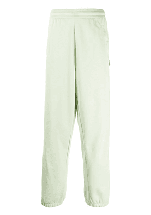 Acne Studios Panelled track pants - Green