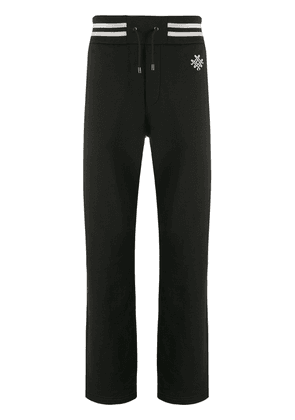 Mr & Mrs Italy striped waist trousers - Black