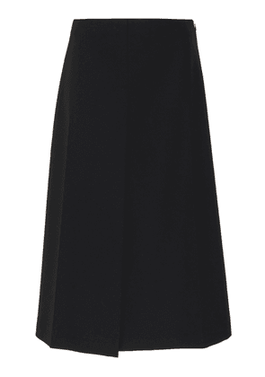 Joseph Skyl Wool Blend Knee-Length Skirt Size: 34