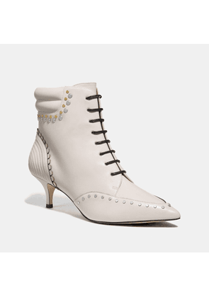 Coach X Tabitha Simmons Jaden Lace Up Bootie
