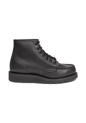 Red Wing Womens 6' Classic Moc Black Boundary