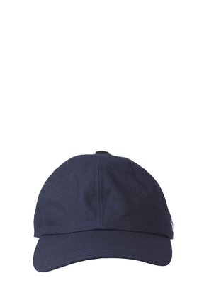 BASEBALL CAP WITH TRICOLOR FOX PATCH