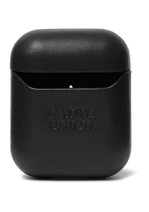 Native Union - Leather Airpods Case - Black