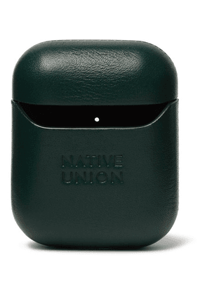 Native Union - Leather Airpods Case - Green