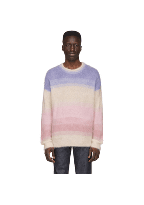 Isabel Marant Multicolor Mohair Drussell Sweater