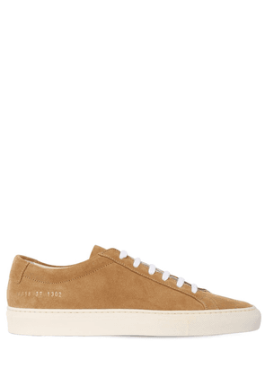 20mm Achilles Low Suede Sneakers