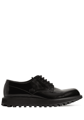25mm Naxos Leather Lace-up Shoes