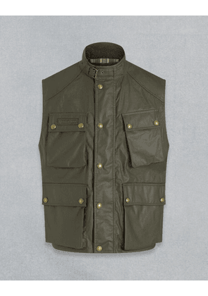 Belstaff Manx Waxed Jacket Green