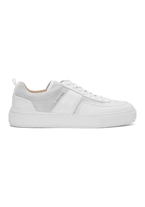 Tiger of Sweden White Salo Sneakers