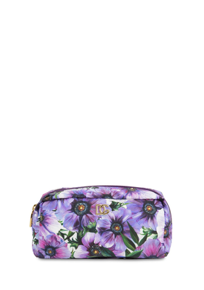 Printed Nylon Make Up Bag