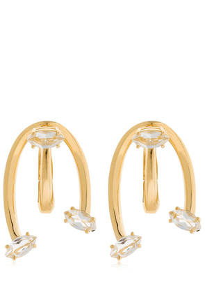 Caprifoglio - Love Ties Gold Earrings