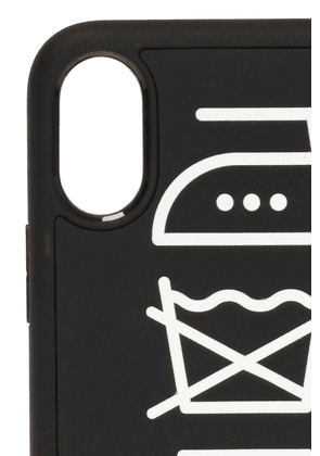 Dolce & Gabbana IPhone X/XS Case Unisex Black