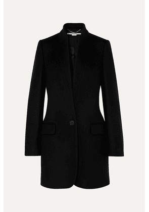 Stella McCartney - Bryce Wool-blend Coat - Black