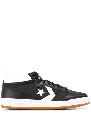 Converse black pro leather 1980's low top sneakers | Browns
