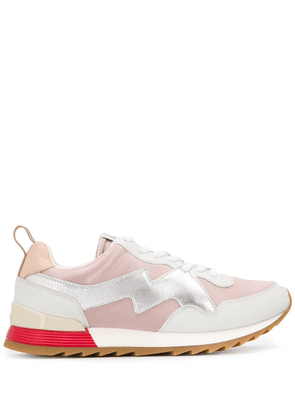 Mulberry MY-1 satin sneakers - PINK