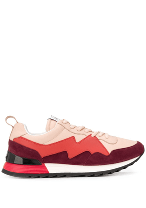 Mulberry MY-1 Degrade sneakers - Red