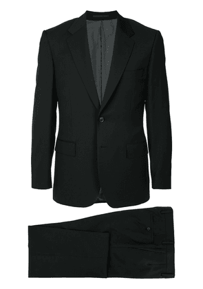 Gieves & Hawkes fitted suit - Black