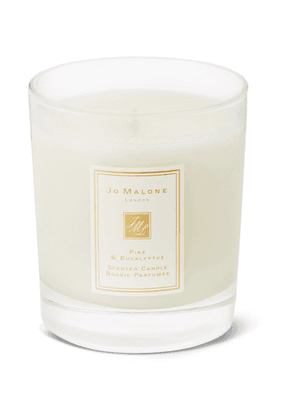 Jo Malone London - Pine And Eucalyptus Scented Candle, 200g - Colorless