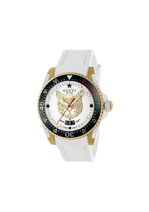 Gucci Gucci Dive watch, 40mm - White