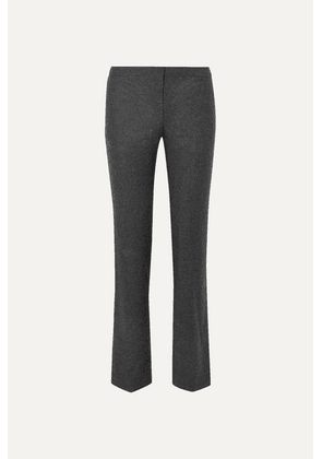 Alexander McQueen - Wool Straight-leg Pants - Gray