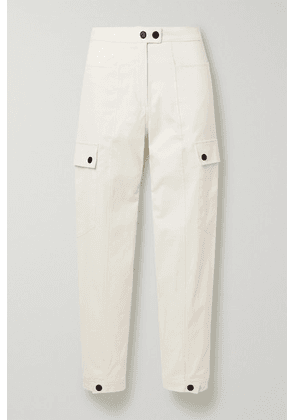 The Range - Stretch-cotton Twill Cargo Pants - Off-white
