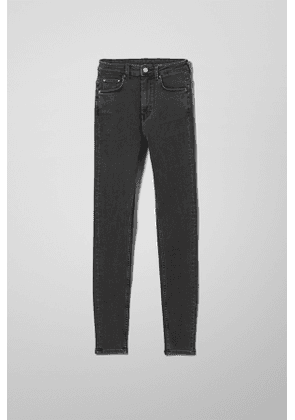 Body Extra High Skinny Jeans - Black