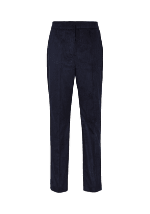 Reiss Carey - Corduroy Trousers in Navy, Womens, Size 4